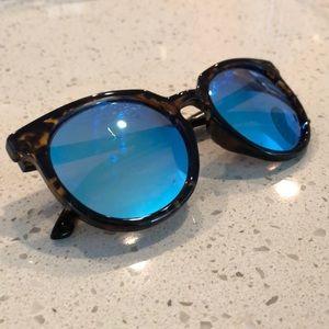 Quay mirrored sunglasses